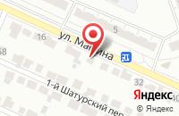Схема проезда до компании Путь в Челябинске