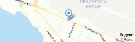 Честный пивовар на карте Челябинска