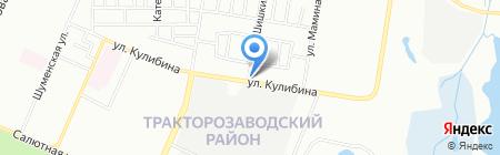 Агроснабтехсервис на карте Челябинска