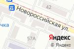 Схема проезда до компании Парикмахерская в Челябинске