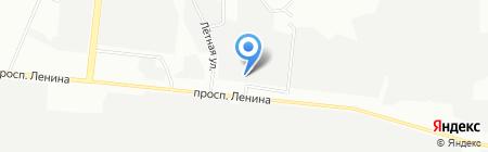 Оптово-розничная компания на карте Челябинска