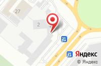 Схема проезда до компании Акмалит-Трейд в Челябинске