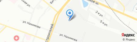 ПТ-СЕРВИС на карте Челябинска