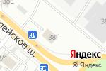 Схема проезда до компании Мир Подшипников в Челябинске