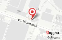 Схема проезда до компании Шишков в Челябинске