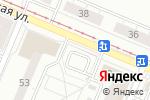 Схема проезда до компании Мясная витрина в Челябинске