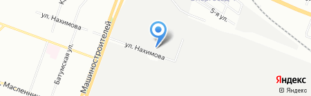 АлмазМеталлГрупп на карте Челябинска