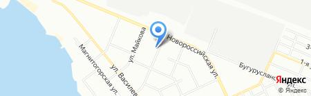 НПХ ММТ на карте Челябинска