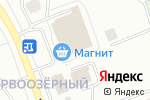 Схема проезда до компании Магазин товаров для дома в Челябинске