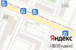 Схема проезда до компании Мастерская по изготовлению ключей в Челябинске