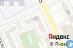 Схема проезда до компании Лана в Челябинске