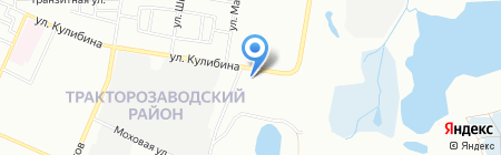 NEW STYLE на карте Челябинска