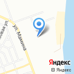 Кроша на карте Челябинска