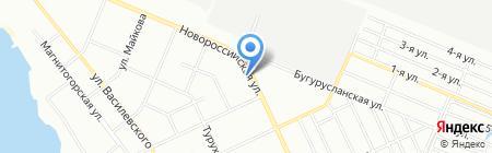 Эдс-Стоматология на карте Челябинска