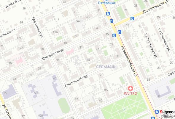 купить квартиру в ЖК Новороссийский