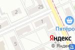 Схема проезда до компании Модист в Челябинске
