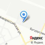 Sportime на карте Челябинска