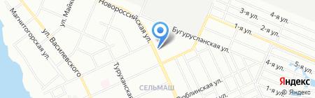 Telepay на карте Челябинска