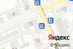 Схема проезда до компании Магазин автотоваров в Челябинске