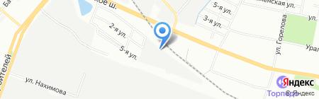 ЧелябБалконСервис на карте Челябинска