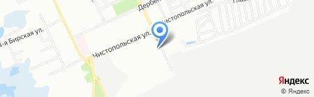 Авторская столярная мастерская Дерий Павла на карте Челябинска