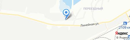 Valvoline на карте Челябинска