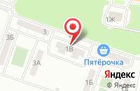 Схема проезда до компании Куш в Челябинске