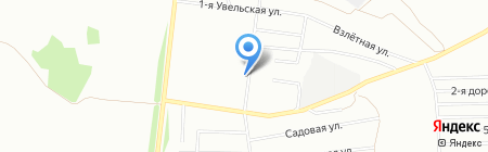 Хозяюшка на карте Челябинска