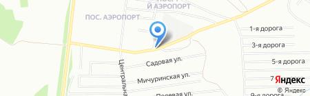 ПромИнвестБетон на карте Челябинска
