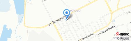 УралАвтоСпектр на карте Челябинска
