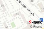 Схема проезда до компании ENERGY в Челябинске