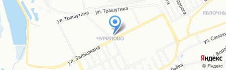 Мебель точка на карте Челябинска