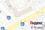 Схема проезда до компании Детские мечты в Челябинске