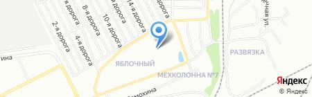 Жилищные Коммунальные Системы на карте Челябинска