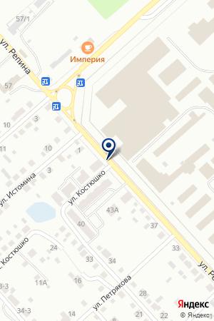 СТАНЦИЯ ТЕХНИЧЕСКОГО ОБСЛУЖИВАНИЯ SHOCK-STOP (ШОК-СТОП) на карте Копейска