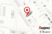 Схема проезда до компании Стройкомплектсервис в Троицке