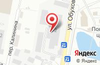 Схема проезда до компании Копейский хлебокомбинат в Копейске