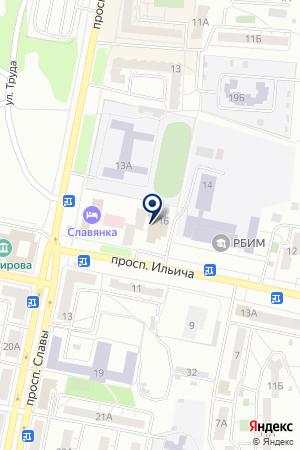 Антиквар на карте Копейска