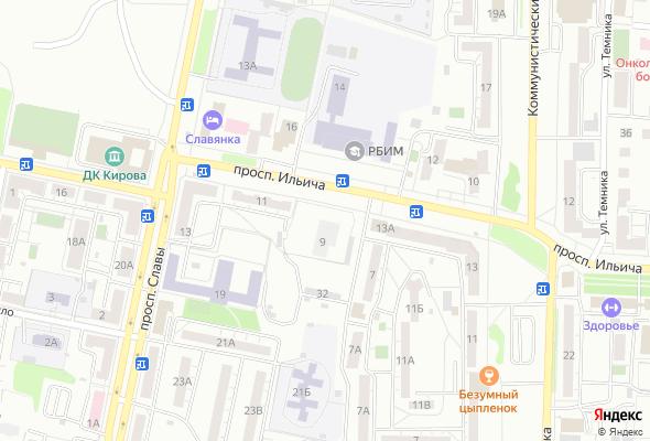 продажа квартир проспект Ильича, 9