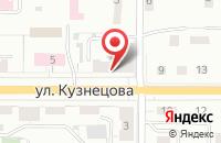 Схема проезда до компании Автоград в Копейске