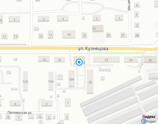 Управляющая компания «Жилищная управляющая компания» на карте Копейска