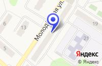 Схема проезда до компании ЕВРОСТАР-ПЛЮС в Рефтинском