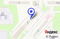 Схема проезда до компании МАГАЗИН-КОНДИТЕРСКАЯ ДЕВЯТЬ ОСТРОВОВ в Рефтинском