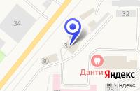 Схема проезда до компании ПАРИКМАХЕРСКАЯ в Рефтинском