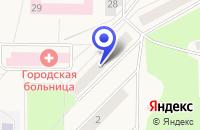 Схема проезда до компании МАГАЗИН УРАЛОЧКА в Рефтинском