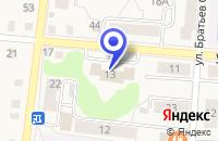 Схема проезда до компании БАНКОМАТ СБЕРБАНК РОССИИ в Алапаевске