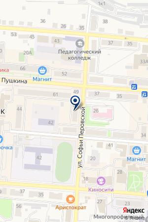 МАГАЗИН ЭЛЕГАНТ на карте Алапаевска