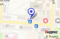 Схема проезда до компании МАГАЗИН ПРИМА в Алапаевске