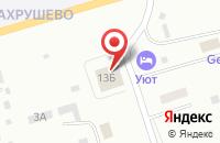 Схема проезда до компании Пожарно-спасательная часть №52 в Копейске