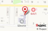 Схема проезда до компании Детский сад №49 в Луговом